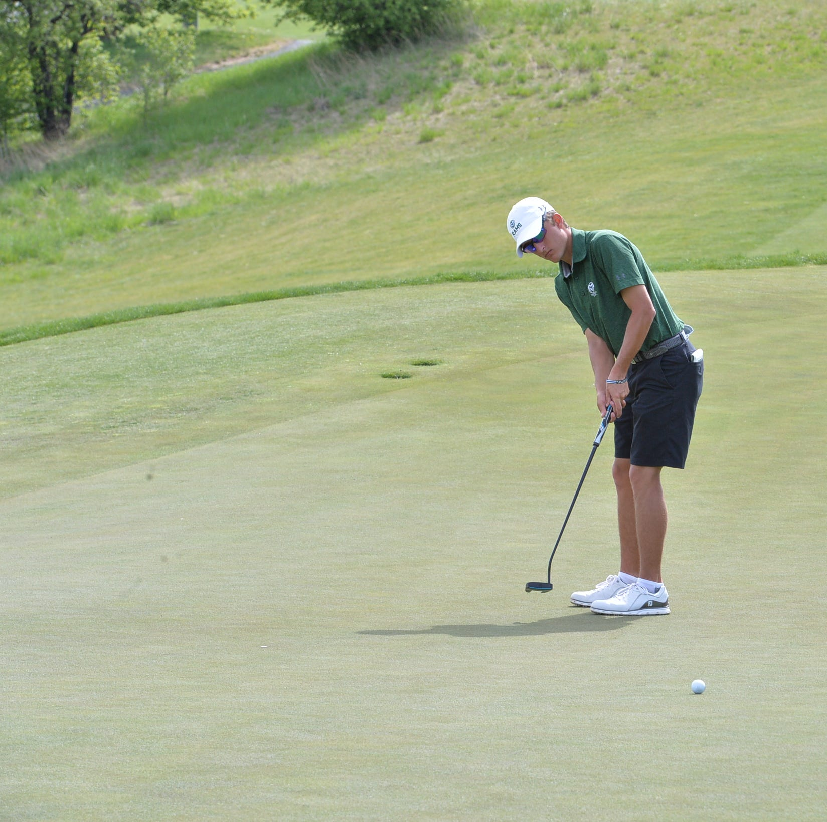 CSU men's golf team drops playoff for final spot in NCAA championships by one stroke