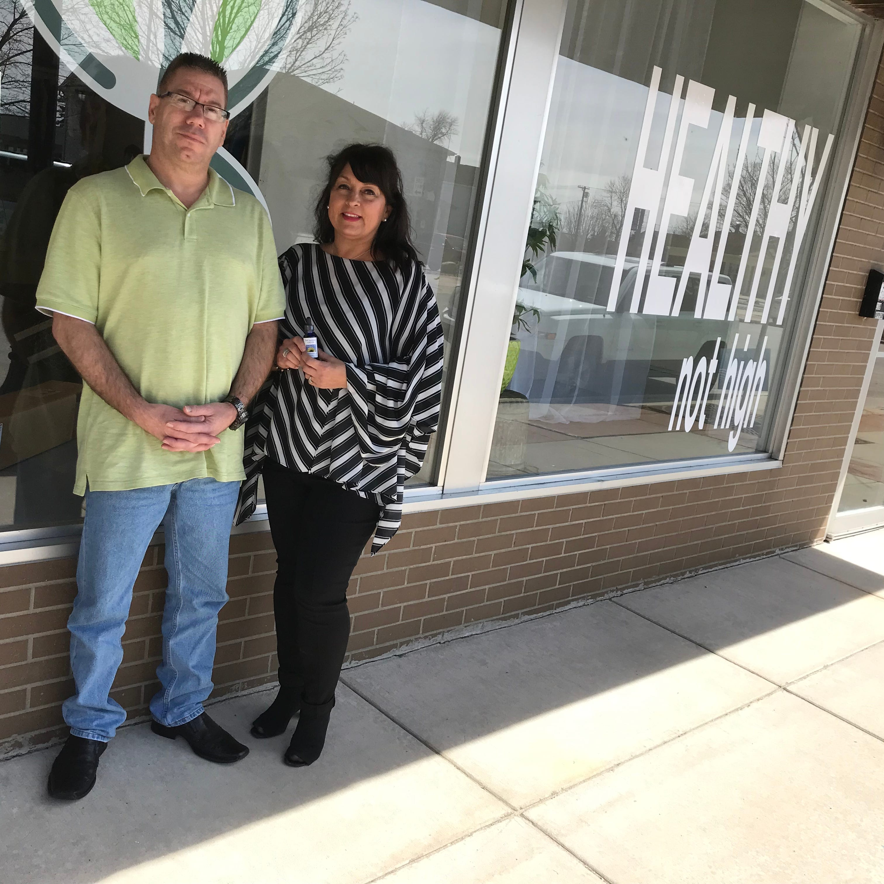 CBD oil shop One Health Wisconsin opens in Algoma