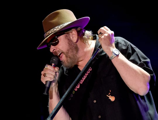 Hank Williams Jr. will perform July 26 at Oneida Casino.