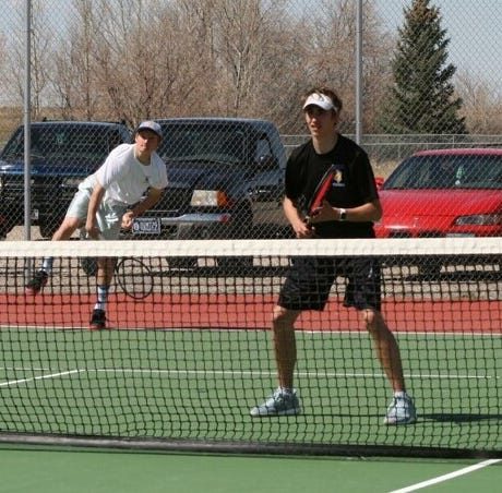 Prep Notebook: Rain or shine, state tennis tournaments are a go