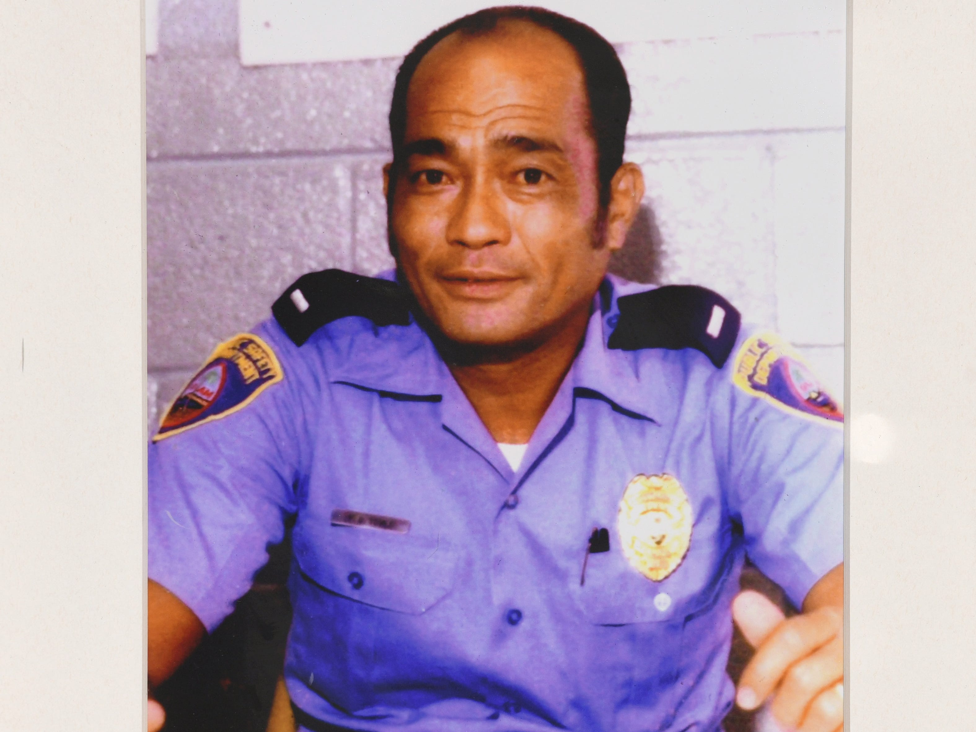 Police Lt. Francisco Toves