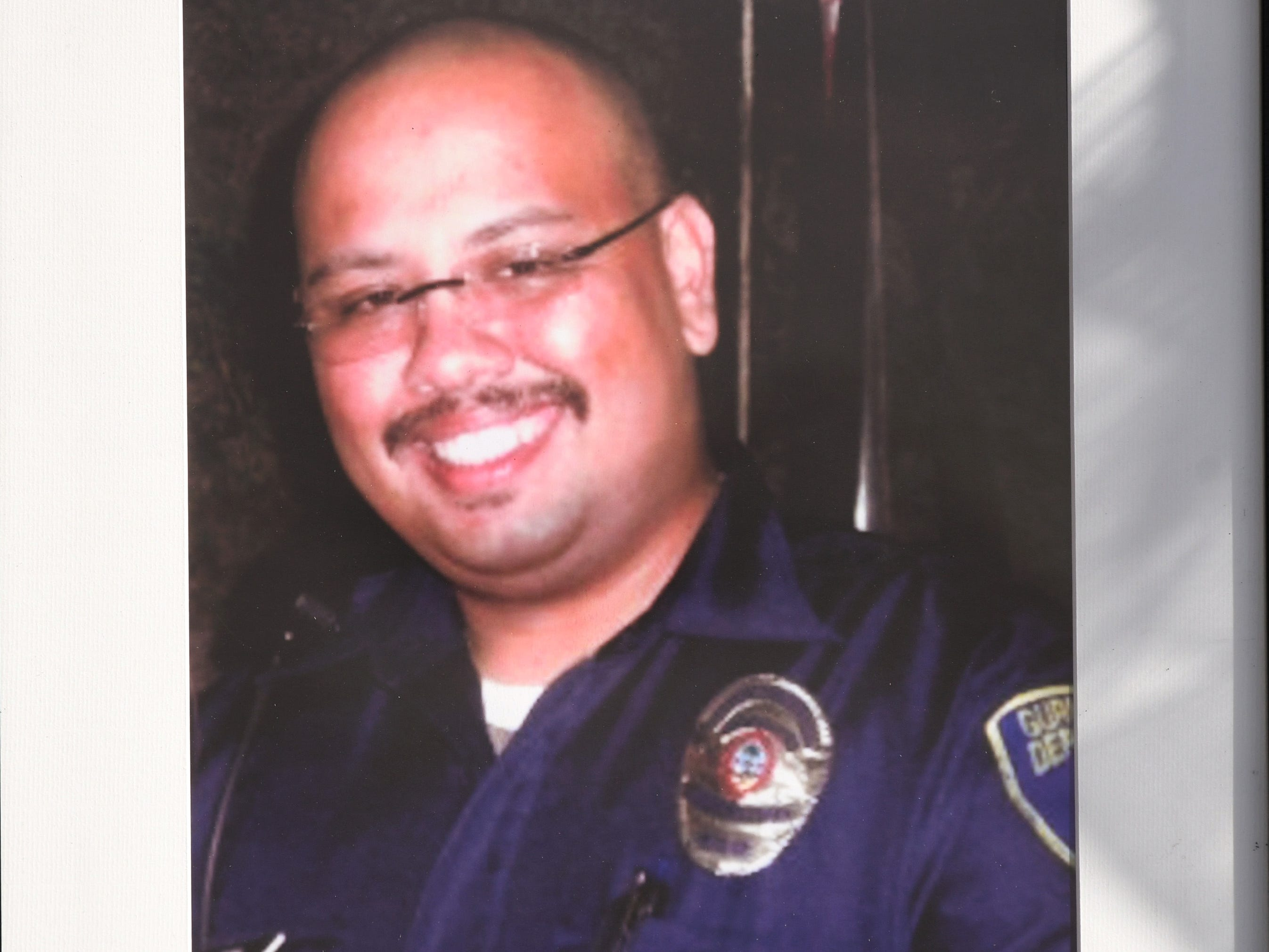 Police Officer Frankie Eugene Smith