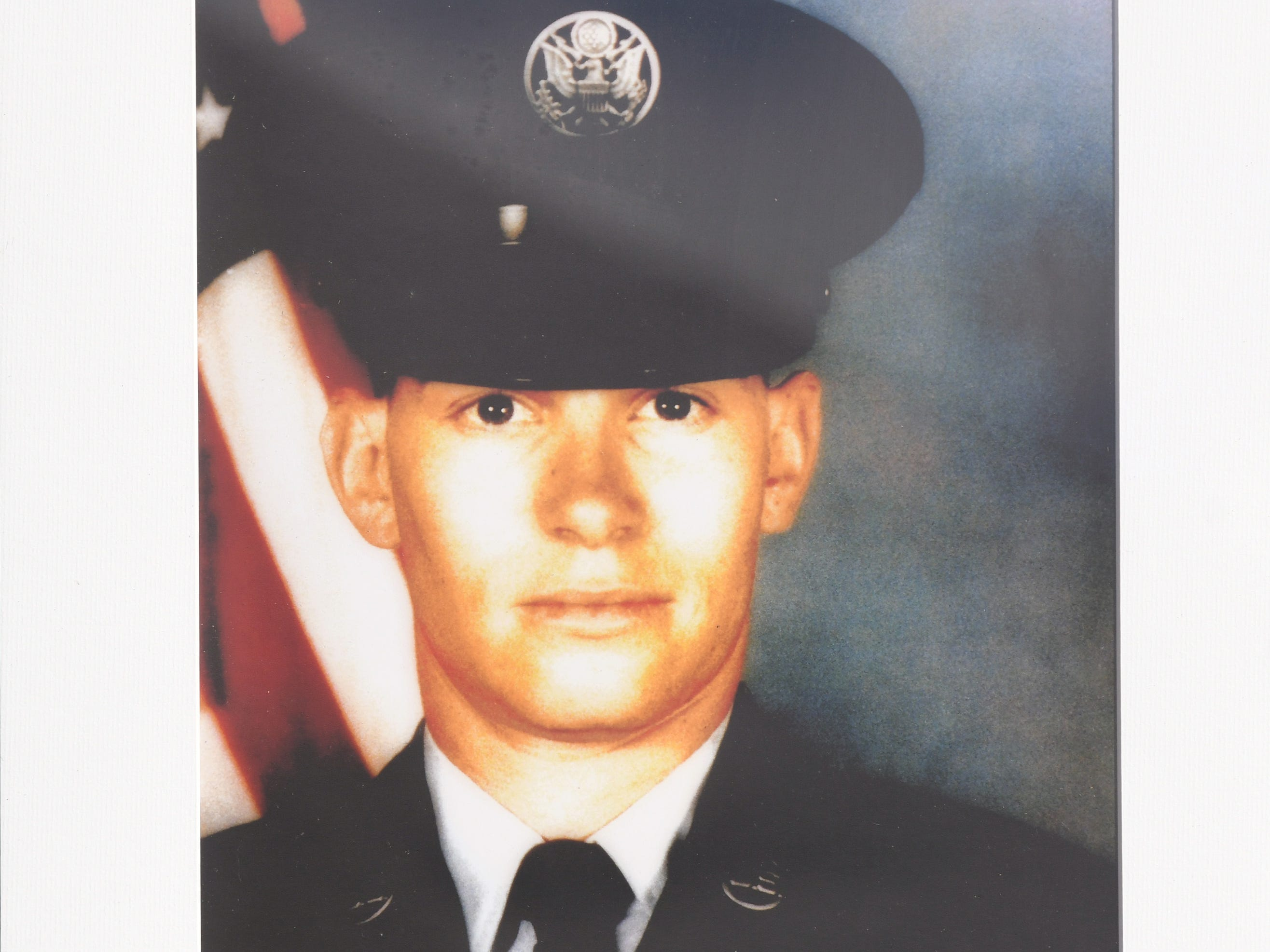 U.S. Air Force Sgt. Stacey Levay