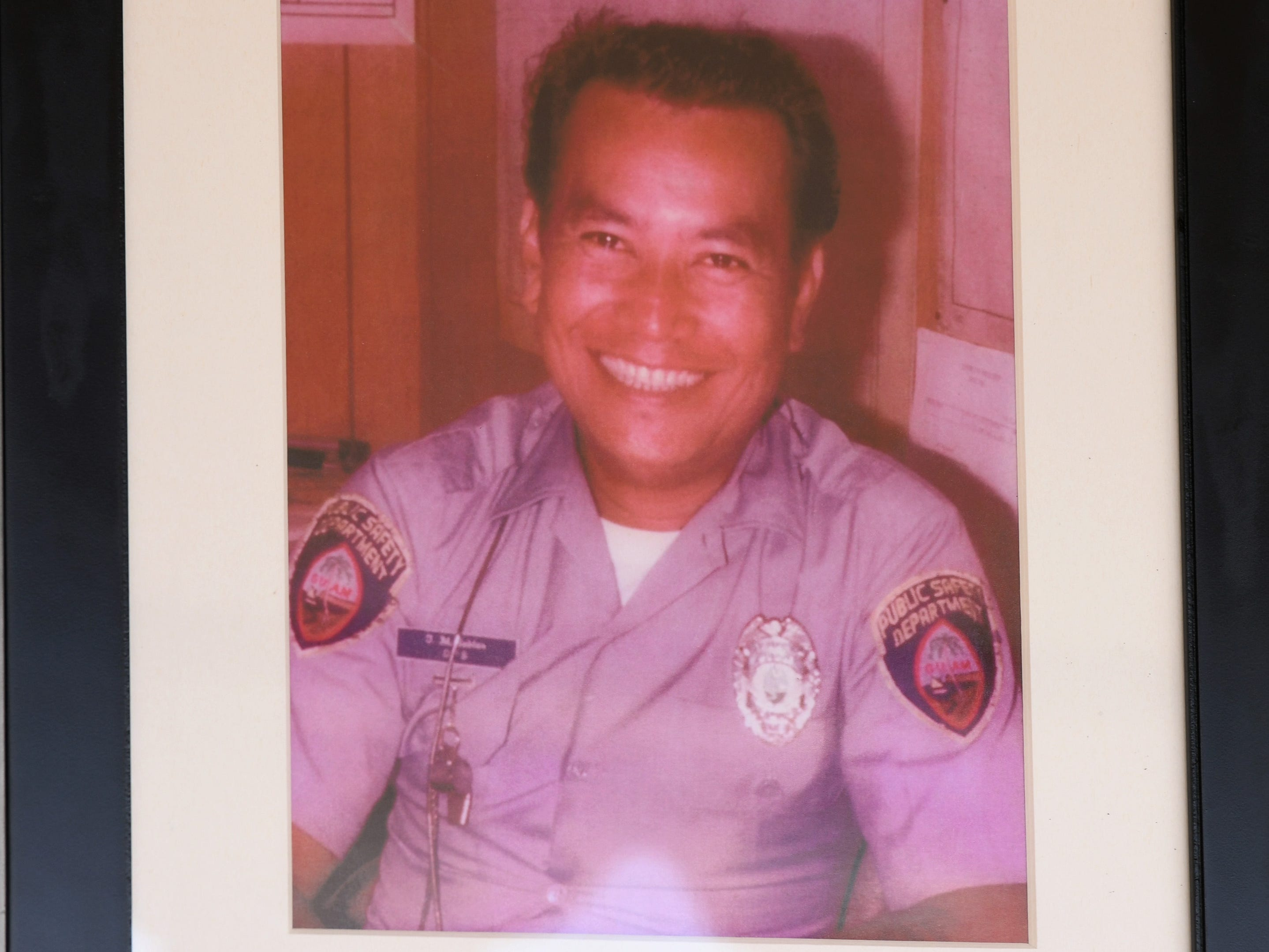Police Officer Thomas Sablan