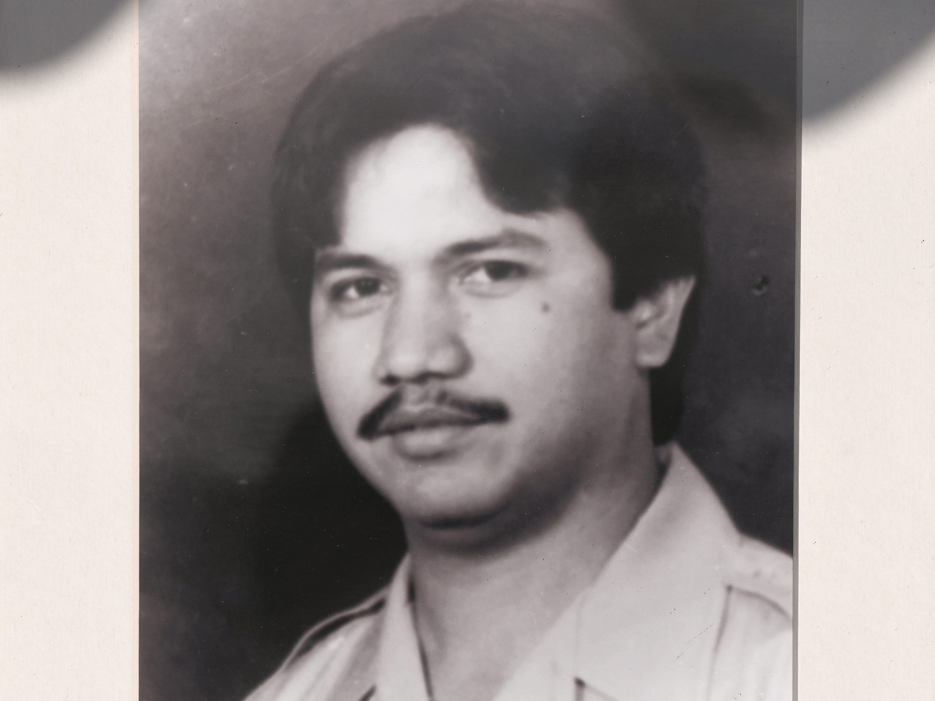 Police Officer Eddie Santos