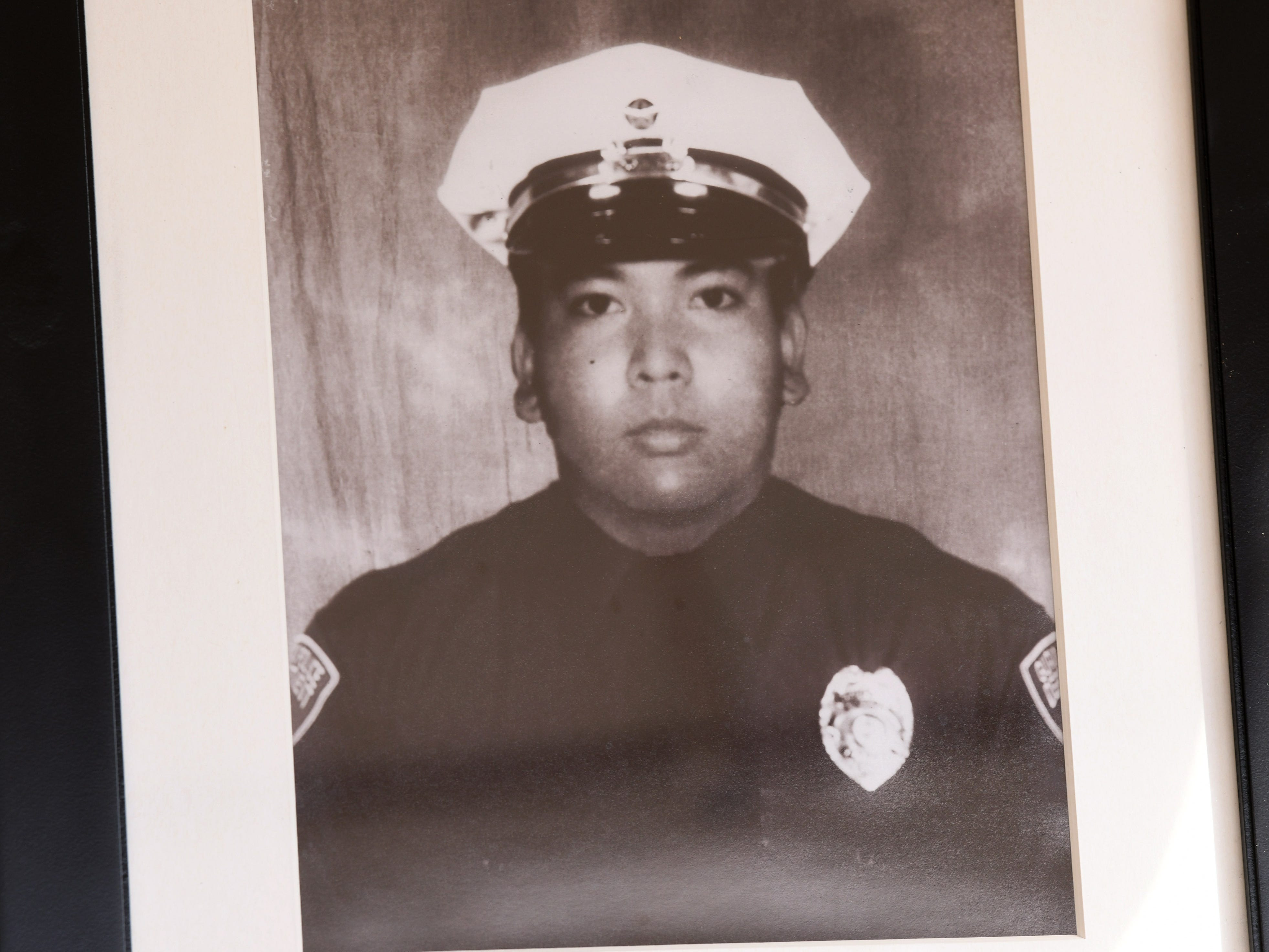 Police Officer Raymond Sanchez