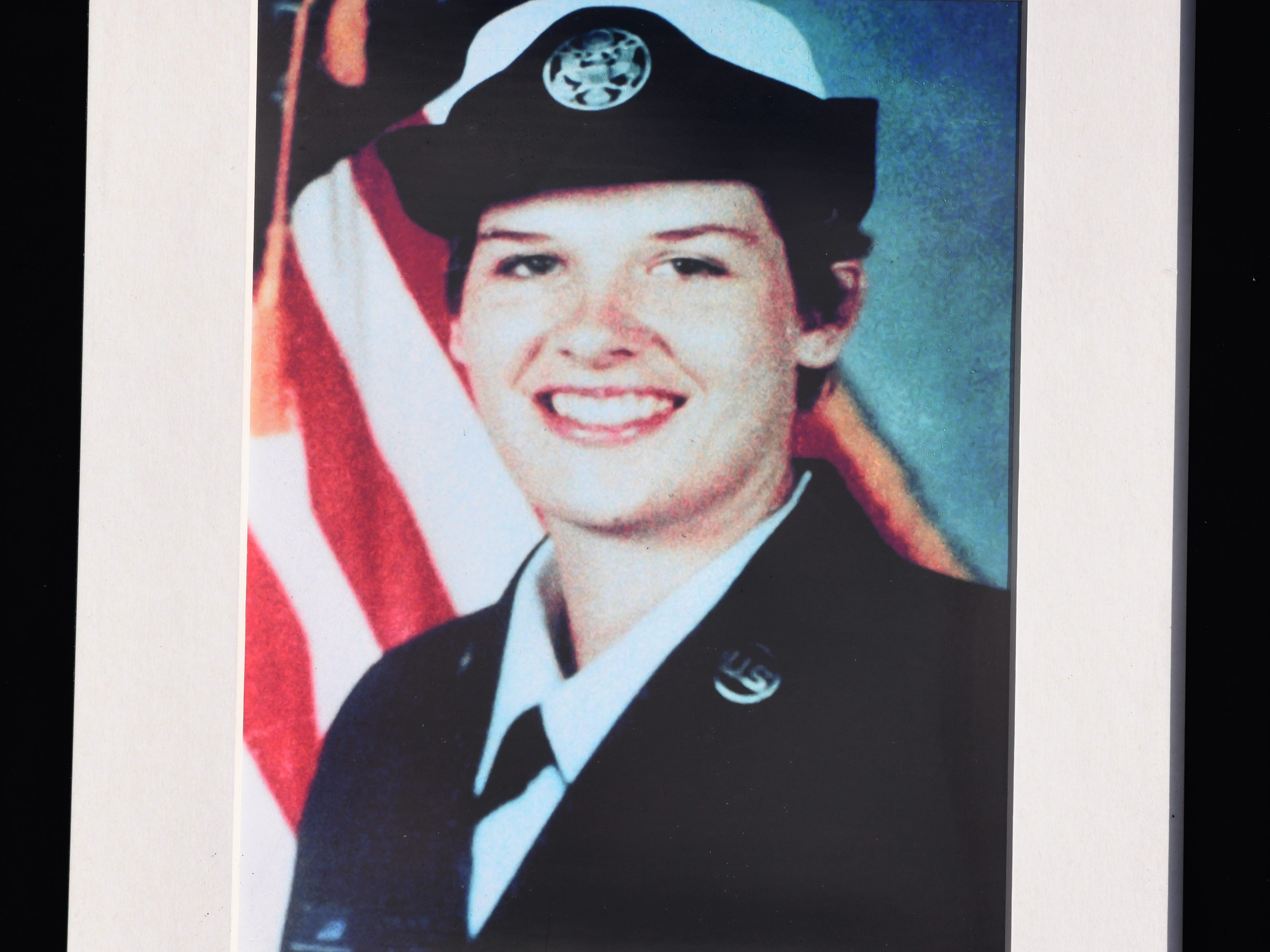 U.S. Air Force Airman Laurie Lucas