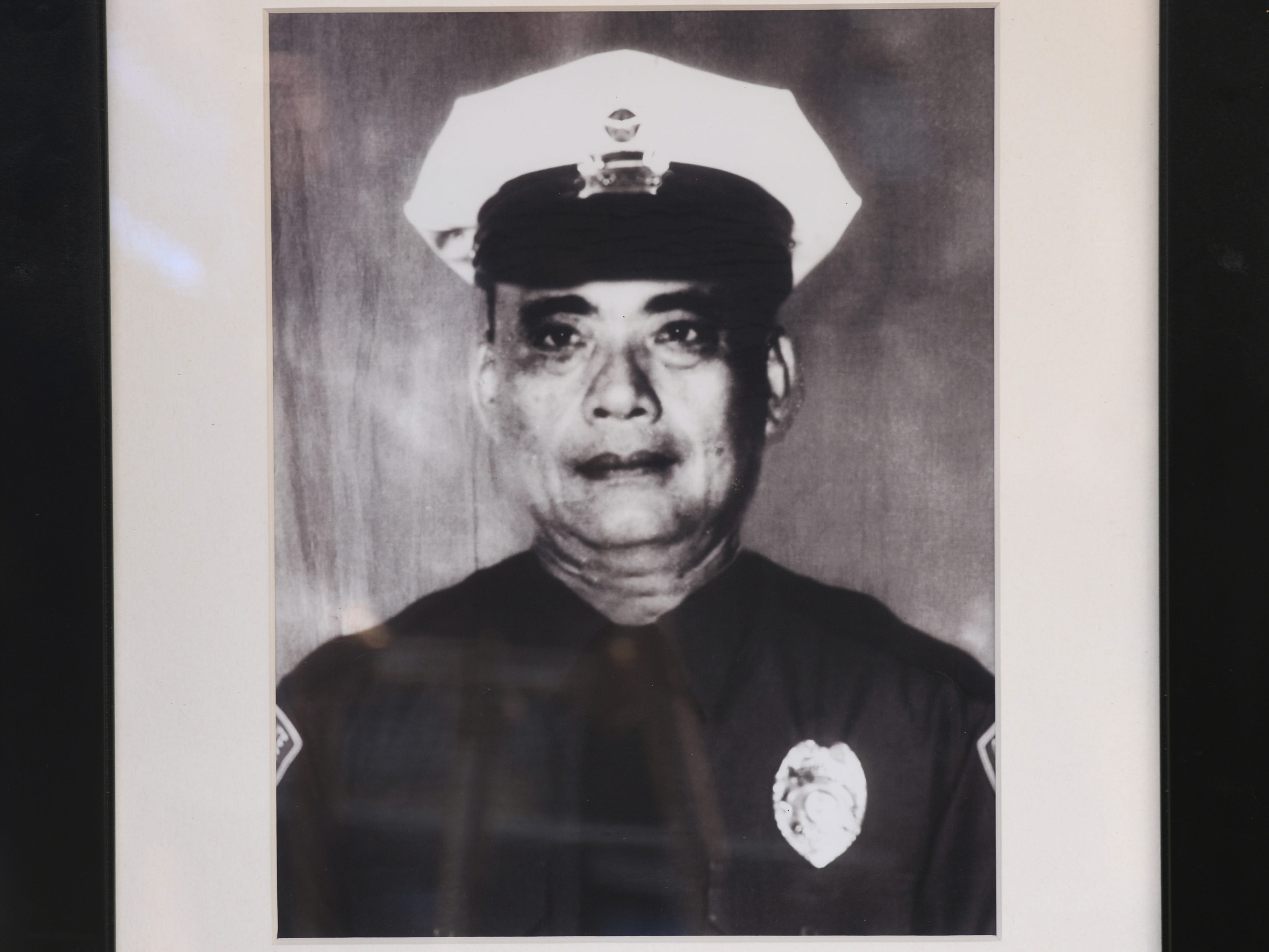 Police Officer Francisco Taitague