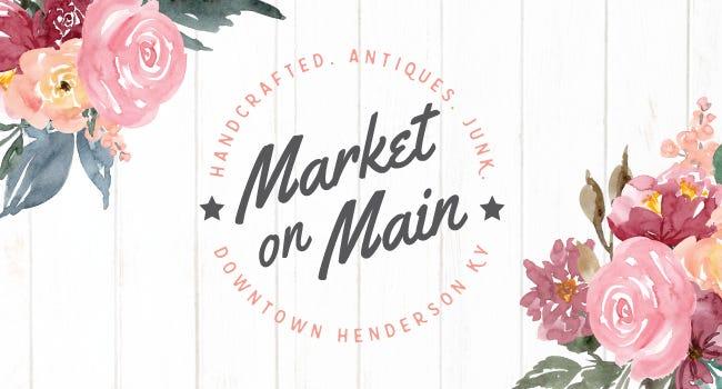 Market on Main logo