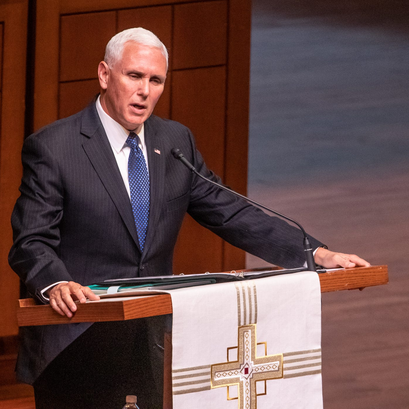 How to watch Mike Pence's Taylor University commencement address