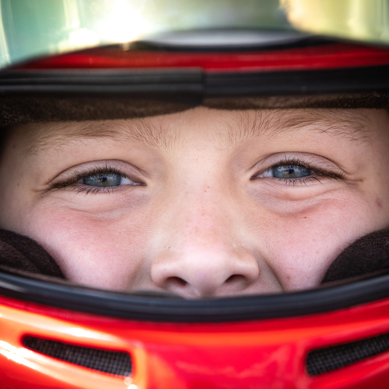 The 11-year-old who wants to be the youngest Indy 500 winner ever