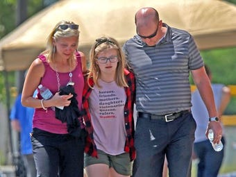 The wounding of a teacher and seventh-grade student in the Noblesville shooting on May 25, 2018, increased calls for more school safety. But a year after the shootings, the effectiveness of those efforts is still uncertain.