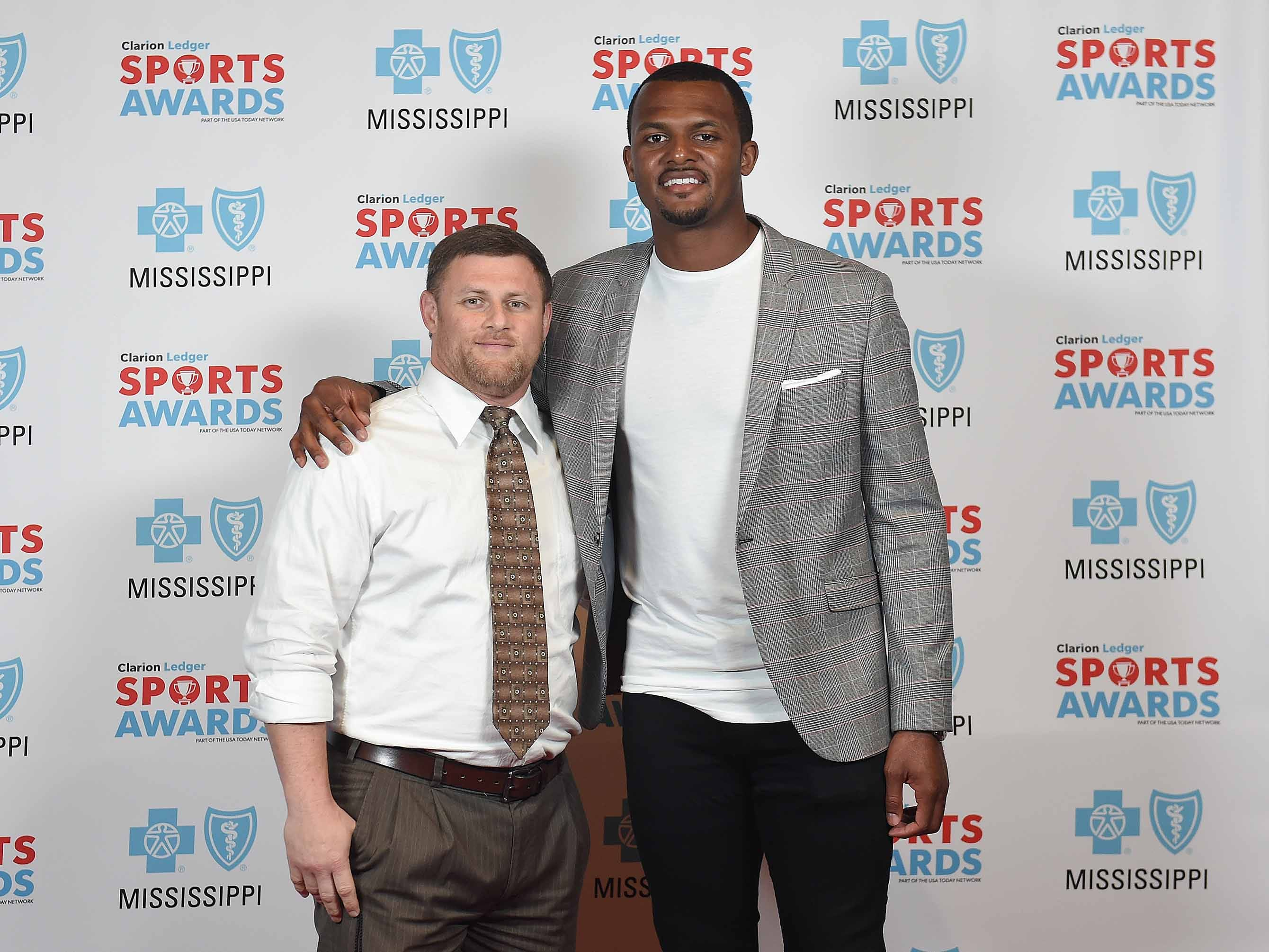 The Clarion Ledger Sports Awards were held on Tuesday, May 14, 2019, at Thalia Mara Hall in downtown Jackson, Miss.