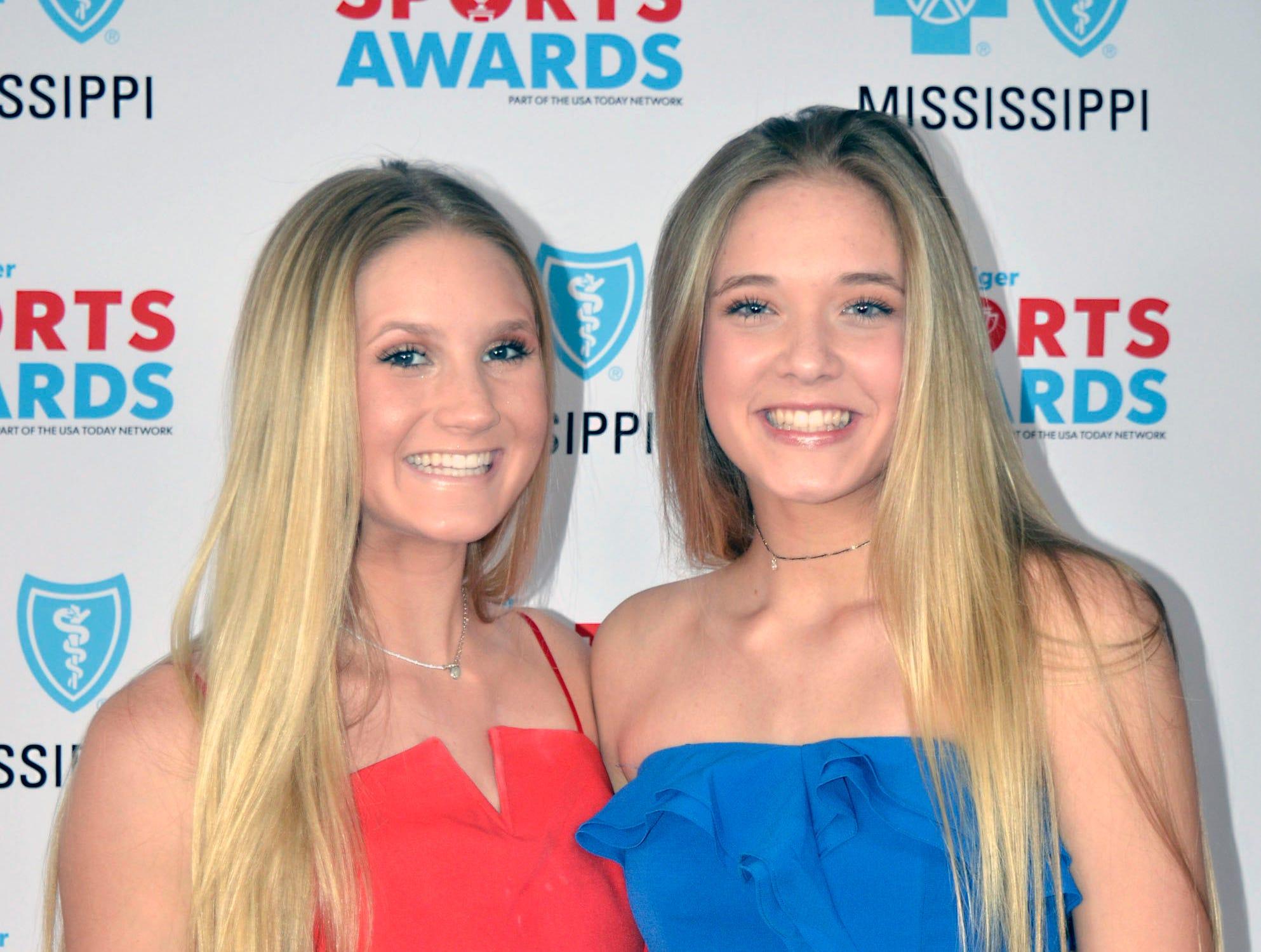 2109 Clarion Ledger Sport Awards at Thalia Mara Hall Tuesday, April 14, 2019.