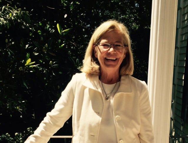 Cissy Baker is the daughter of the late Sen. Howard Baker Jr.
