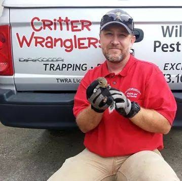 Shopper News blog: Got a goat on the roof? Critter Wranglers can handle it