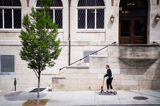 City officials are set to approve three electric scooter vendors to participate in a three-month pilot program