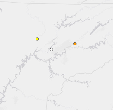 Two small earthquakes rattle East Tennessee