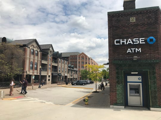 West Lafayette will study the idea of closing one block of South Street, between Northwestern and Chauncey avenues, to create a plaza space in the Village area, city officials said Wednesday, May 15, 2019.