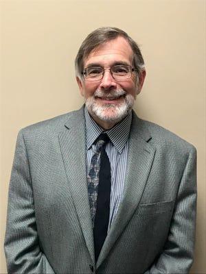 Mark Robinson, executive director of Livingston Catholic Charities.
