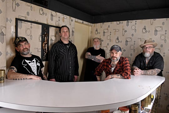 Lucero will perform at the new Old Forester's Paristown Hall music venue on July 25, 2019.