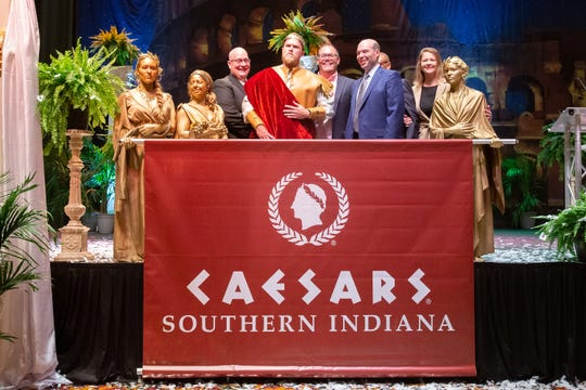 Horseshoe Southern Indiana will be re-branded as Caesars Southern Indiana following an $85 million renovation.