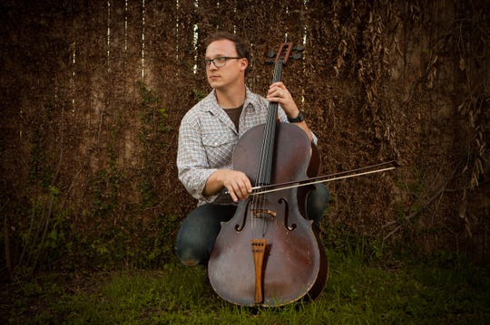 Louisville musician Ben Sollee will perform at the new Old Forester's Paristown Hall music venue on July 23.