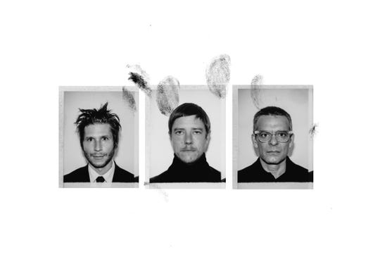 Interpol will perform at the new Old Forester's Paristown Hall music venue on Aug. 8, 2019.