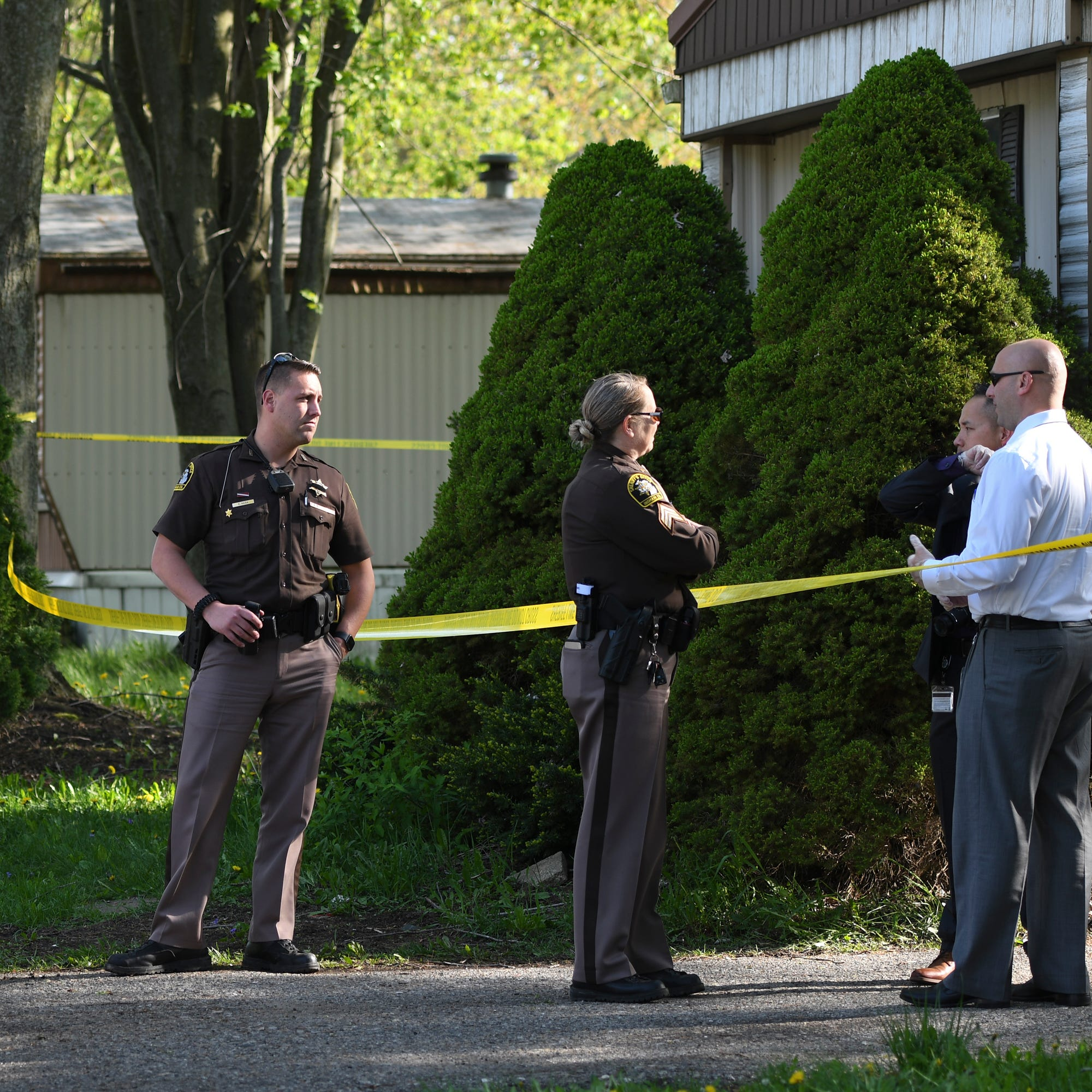 Police investigating suspicious death of woman in Delhi Twp.