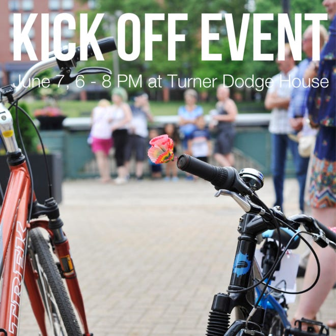Lansing Art Gallery & Education Center's Kick Off Event Flyer