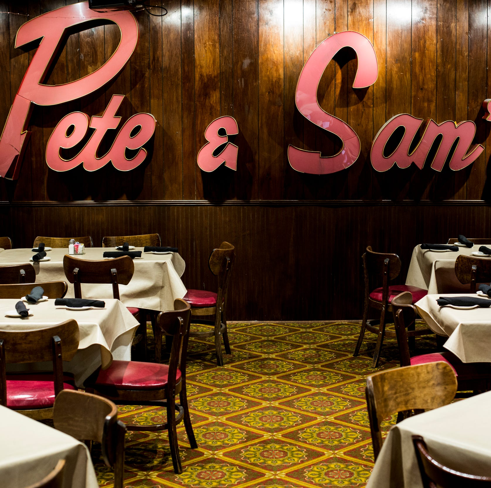 One year since reopening after devastating fire, 71-year-old Pete & Sam's is busier than ever