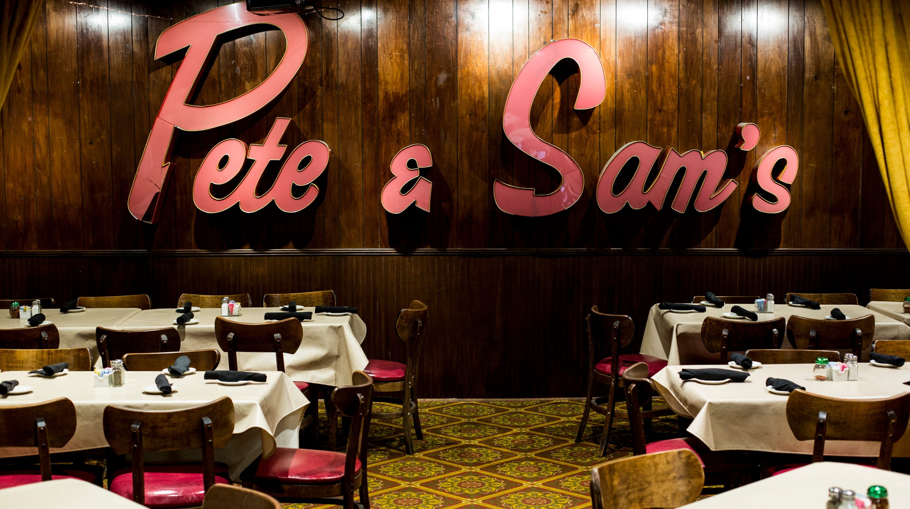 Awesome Memphis Restaurants Pete Sams One Year After Reopening Home Remodeling Inspirations Cosmcuboardxyz