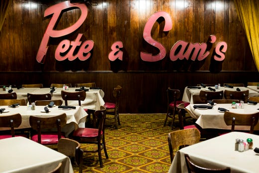 Memphis Restaurants Pete Sam S One Year After Reopening
