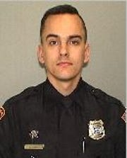 MPD officer David Reinke was identified as an officer involved in the fatal shooting of D'Mario Perkins on July 25, 2018.