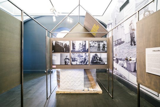 """Evicted,"" an exhibit based on Matthew Desmond's book about evictions of low-income renters in Milwaukee, is coming here this weekend."