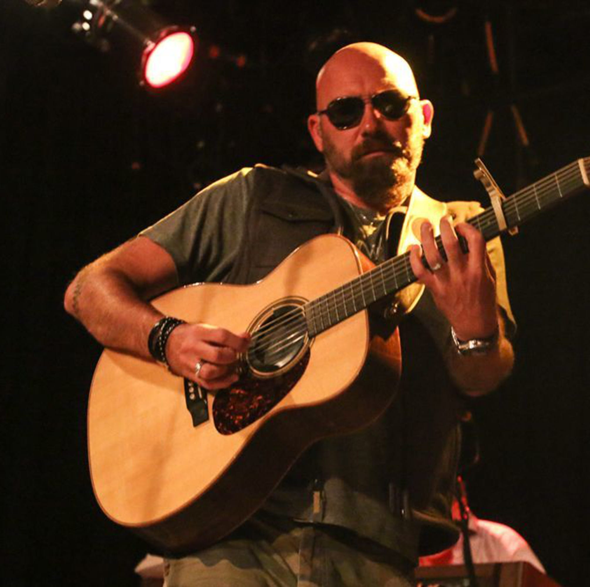 Corey Smith headlining at River Jam Music Festival
