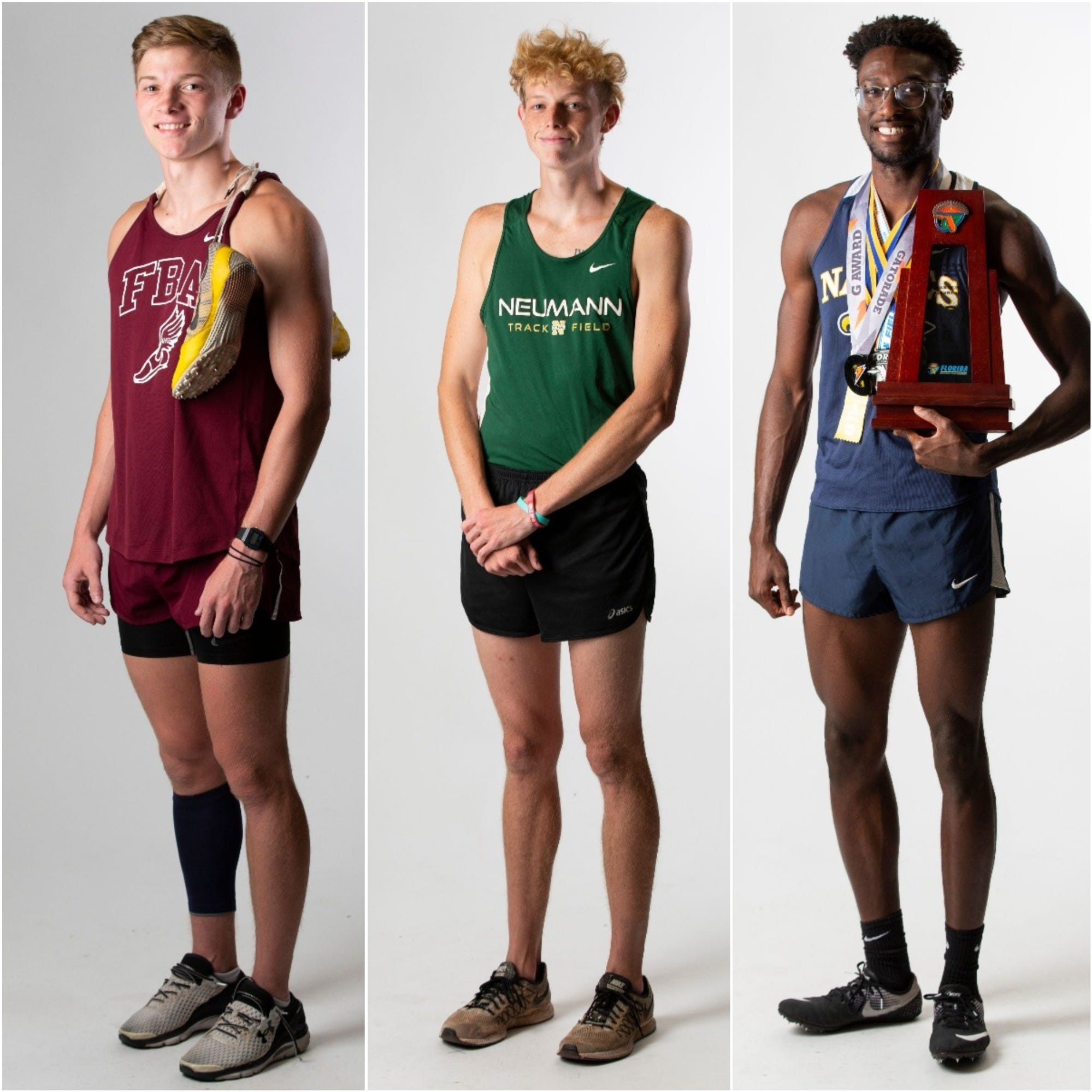 Naples Daily News 2019 All-Area Boys Track team