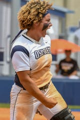 Lely graduate Navia Penrod went 13 for 21 in the A-Sun tournament, helping UNF reach the championship against Lipscomb.
