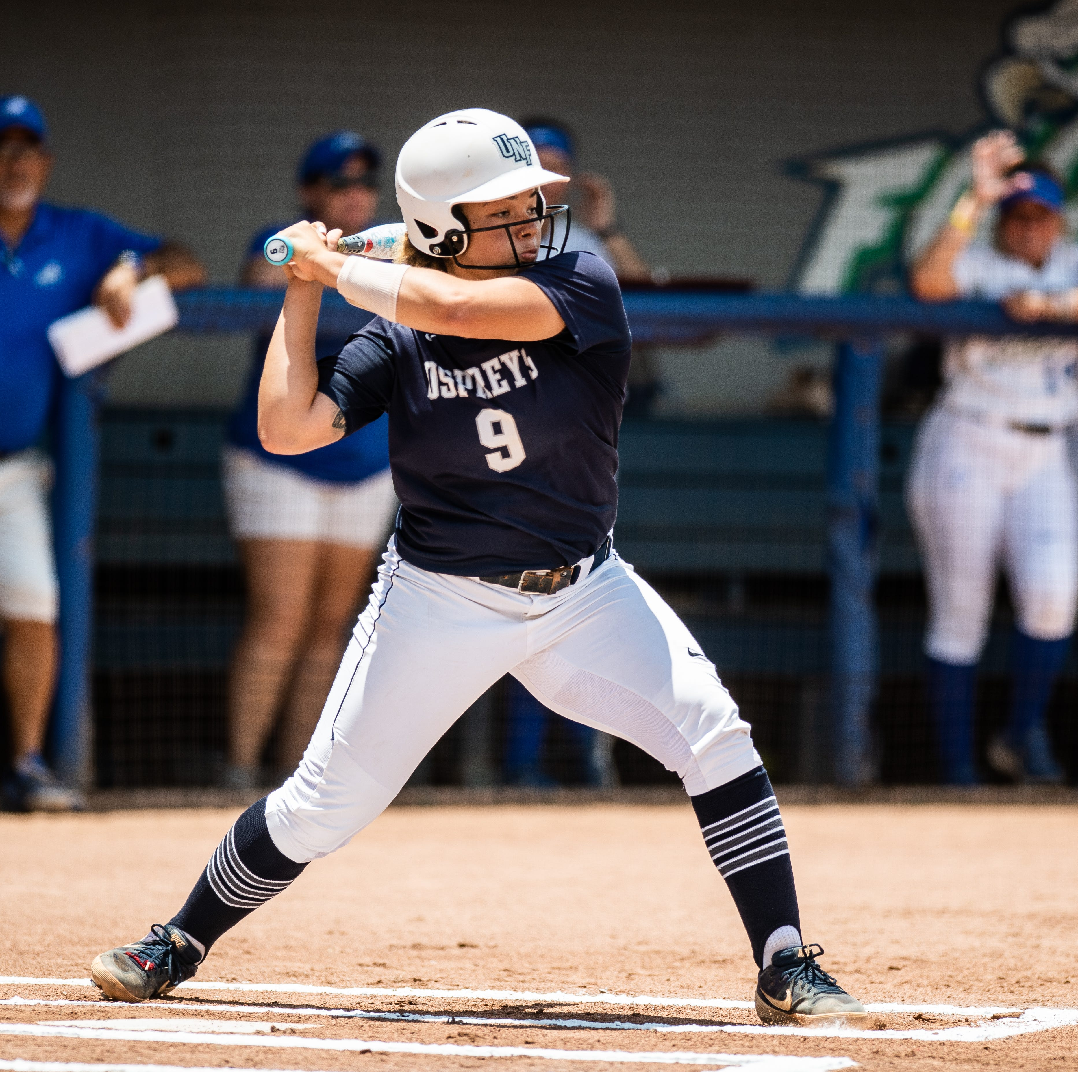 Lely graduate Navia Penrod completes record-setting softball career at UNF
