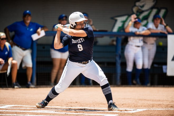 Lely graduate Navia Penrod matched the A-Sun career hits record with 285. She went 13 for 21 in the recent A-Sun tournament, helping the Ospreys reach the championship against Lipscomb.