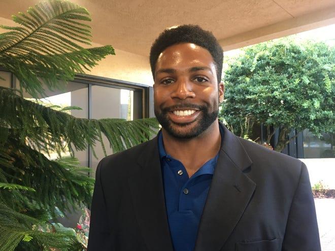 Reggie Wilson, MS, is Healthy Communities Coordinator for the Florida Department of Health in Collier County.