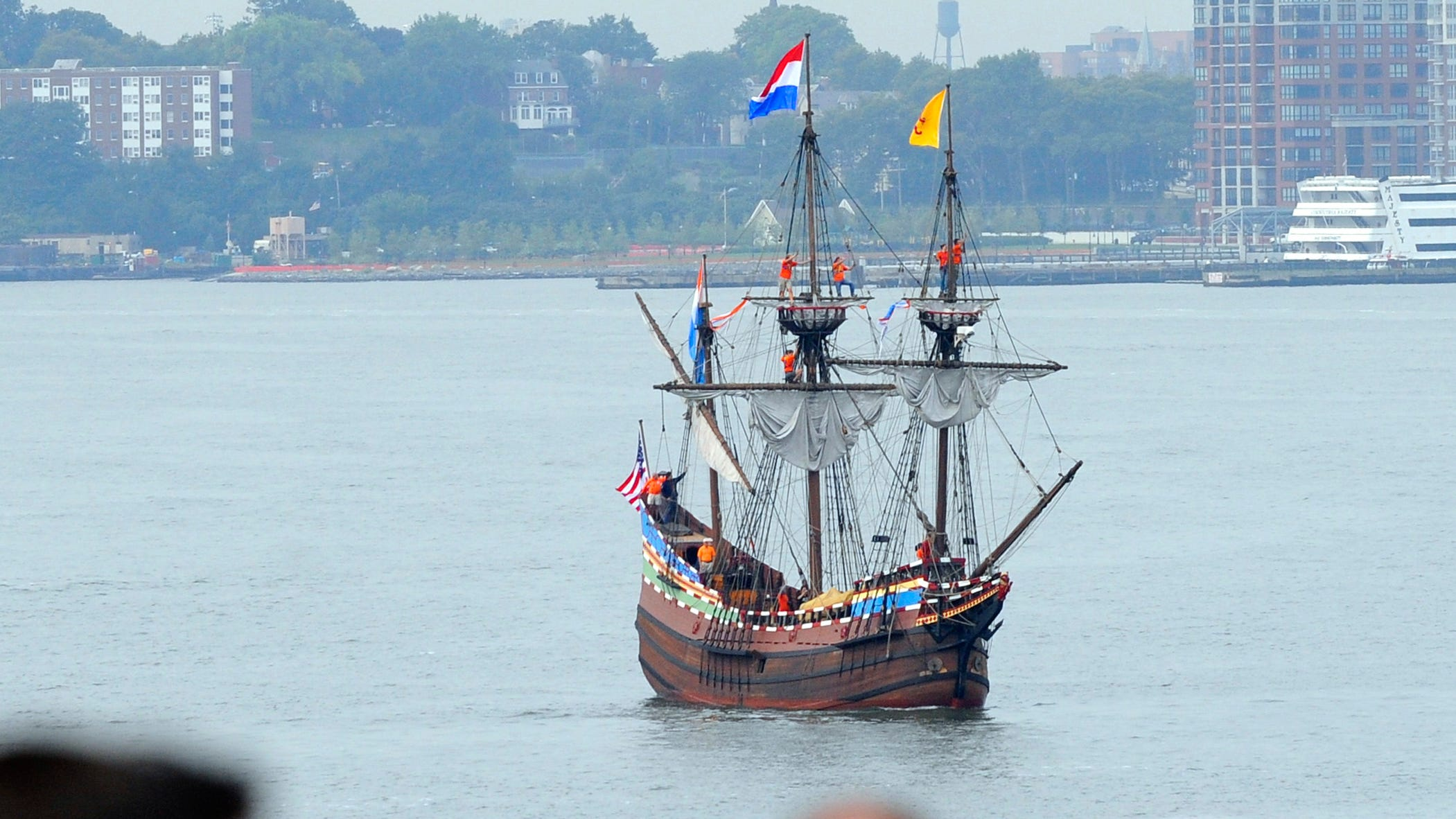 Was Henry Hudson's shipmate buried in NJ 410 years ago? Yes, says one man