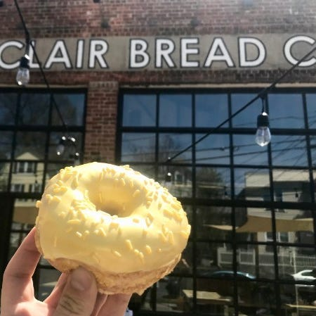 How to enter to win a year of free donuts from Montclair Bread Company