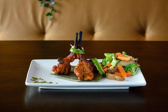 Benares Indian restaurant serves contemporary Indian food