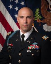 Lt. Col James A. Brady