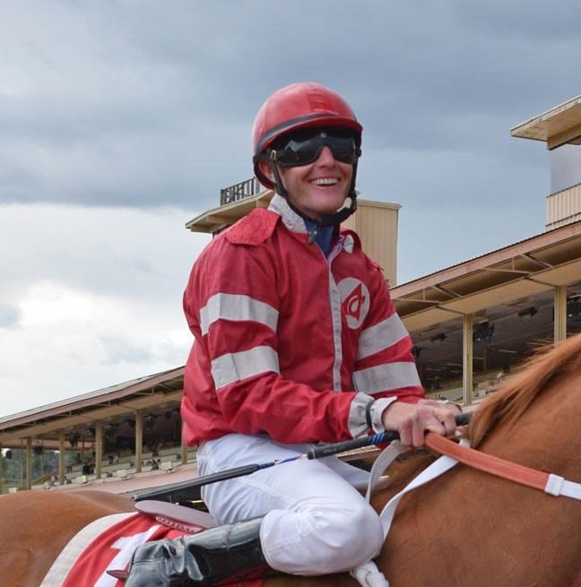 Jockey Tanner Thedford gearing up for big season at Ruidoso Downs