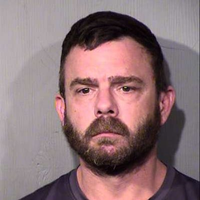 Court records: Scottsdale man caged woman in a sex dungeon, where he repeatedly whipped, shocked her