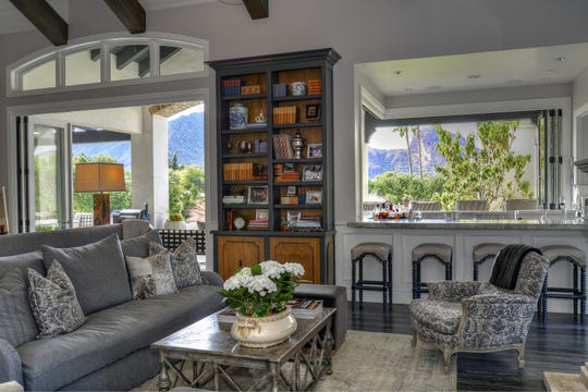 Marc Nemer purchased this Paradise Valley mansion with Camelback Mountain views for $4.62M.