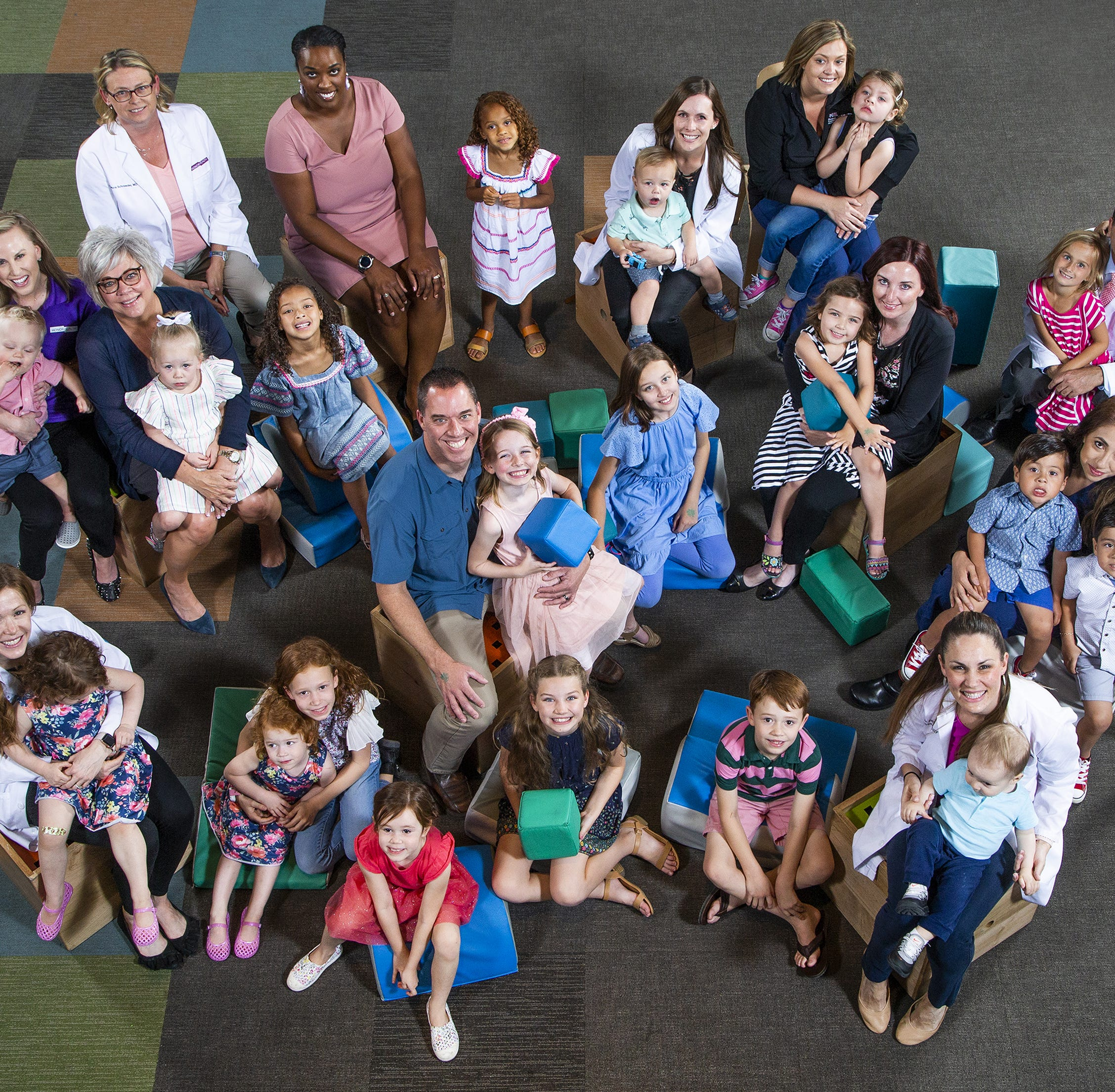 These Arizona doctors and nurses vaccinated their kids. What about you?