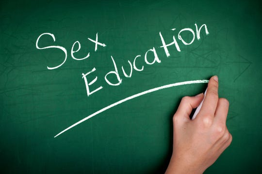 Monroe City School Board's curriculum committee is considering a new sex ed curriculum for eighth-graders.